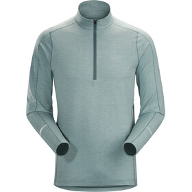 Arc'teryx Cormac Zip Neck LS Top Men robotica